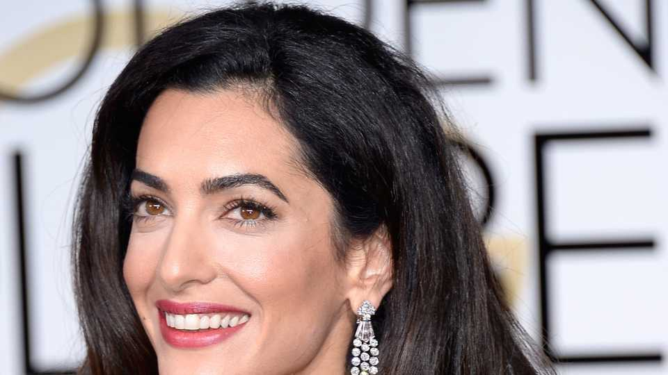 Amal Clooney And Sienna Miller Wore False Lashes To The Golden Globes - Here's Our Guide To Applying Them
