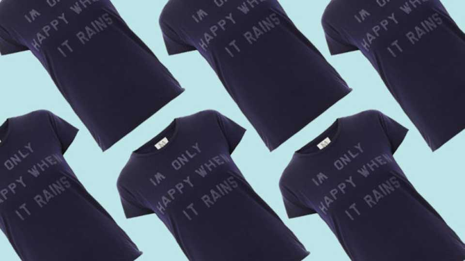 39946336b0dbf Calling All Garbage And 90 s Indie Fans - This T-Shirt Is For You ...