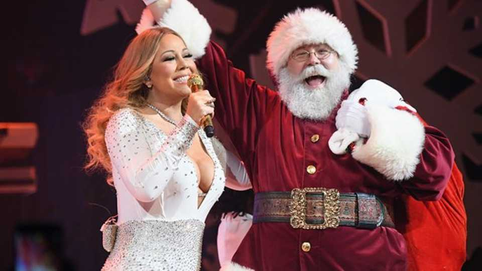 the definitive proof that mariah carey invented christmas grazia - When Was Christmas Invented