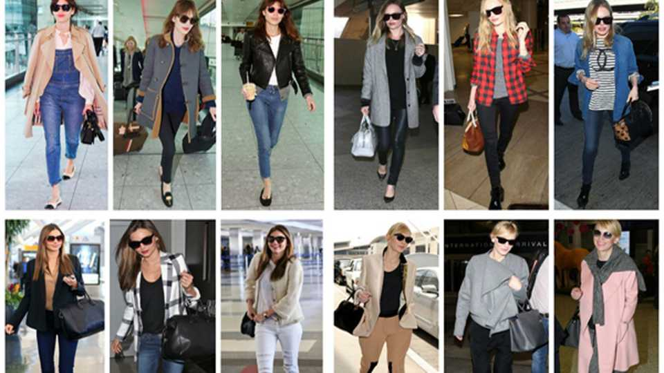 10 Hot Airport Style Icons