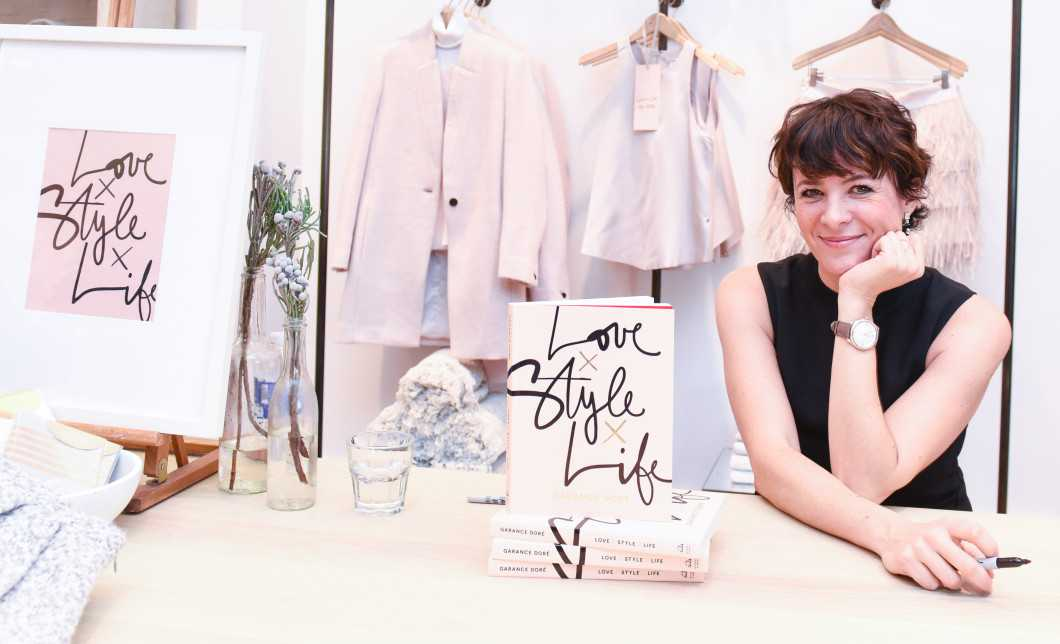 Garance Dor Talks Blogs Books Style And Social Media Grazia