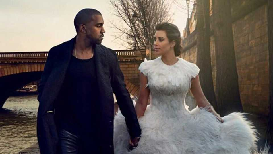 Kim Kardashian And Kanye West's Love Story: From First