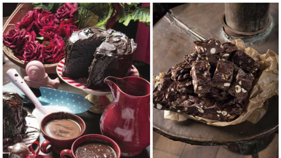 WIN The Ultimate Chocolate Cookbook