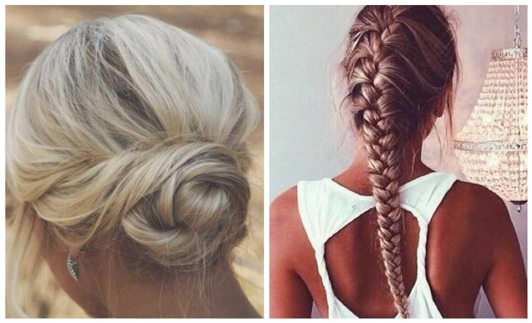 4 Hairstyles For Wet Hair That Are As Pretty As They Are Easy Grazia