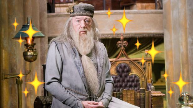 Dumbledore homosexual references in text