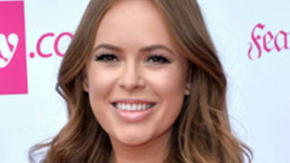 Tanya Burr London Fashion Week