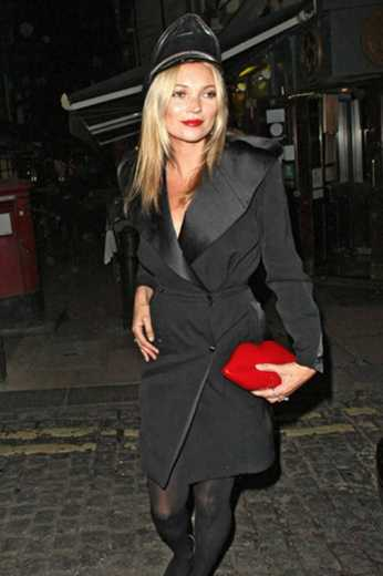Kate Moss 39 S Best Party Beauty Looks Grazia