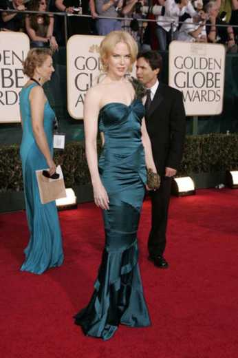 40 Of The Best Ever Dresses On The Golden Globes Red