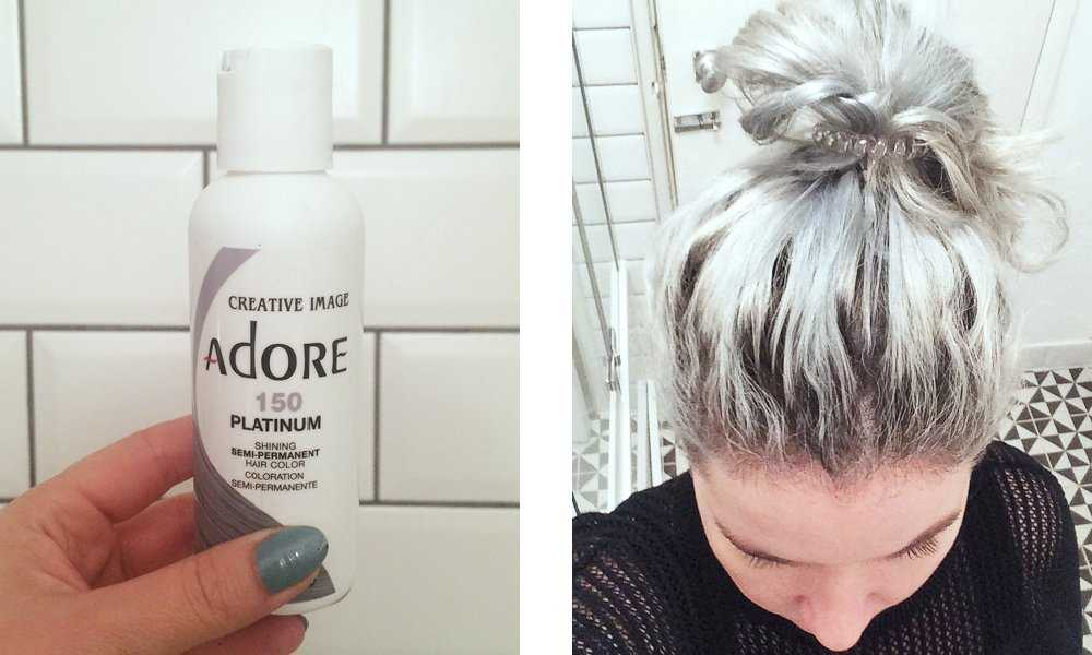 Silver Hair Dye A Beginner S Guide To Dyeing Your Hair
