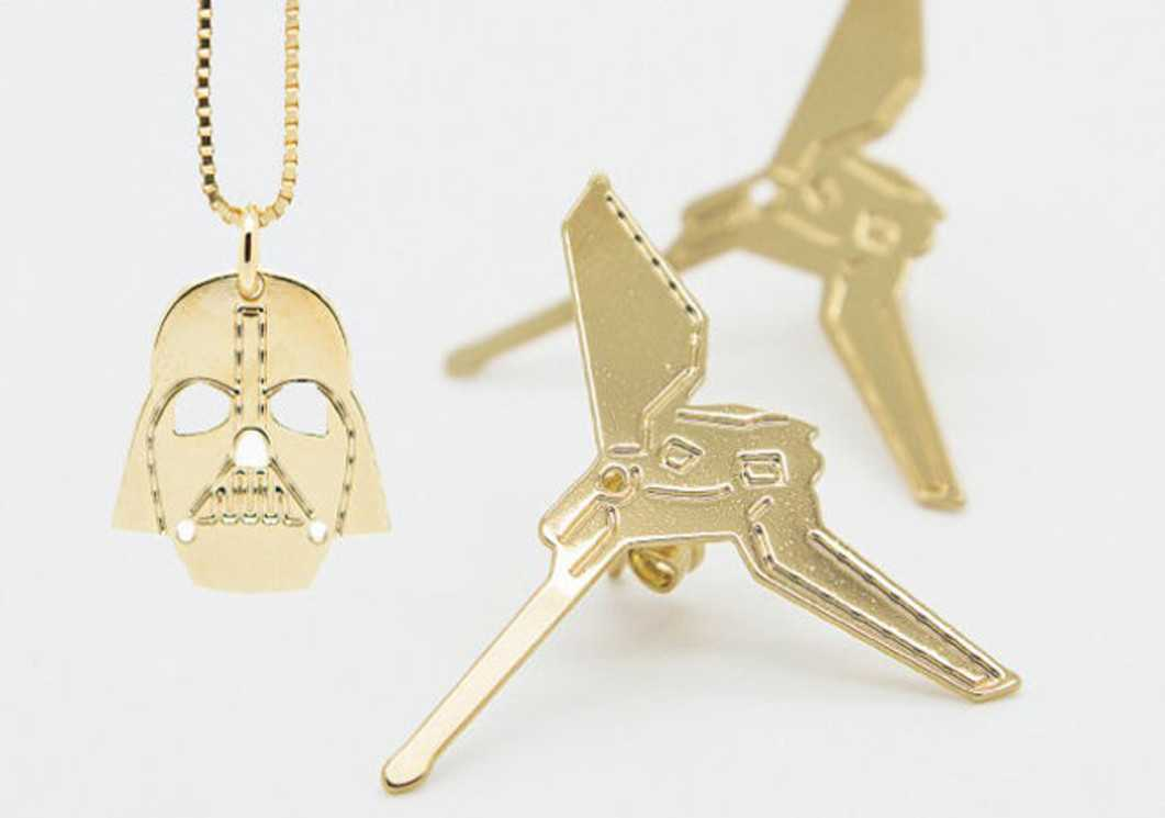 The Force Is With This Amazing Star Wars Jewellery