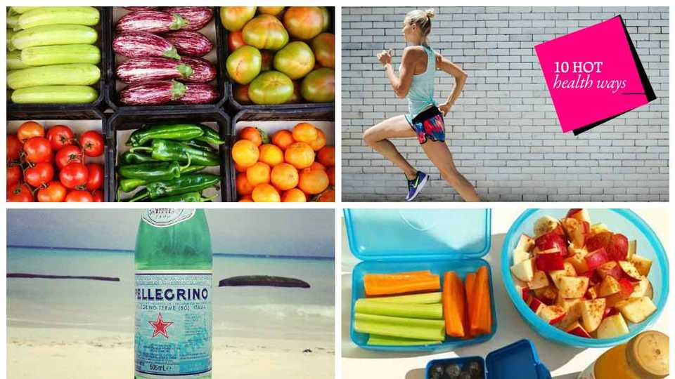 10 Hot Healthy Ways To... Have A Healthier Gut
