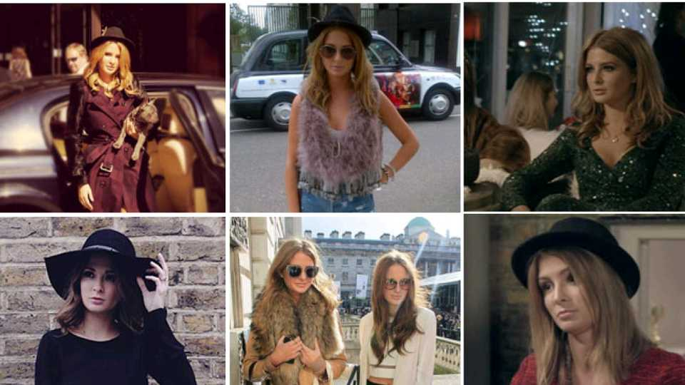 Happy Birthday Millie Mackintosh! Let's Pop The Champers In Celebration Of Her 24th