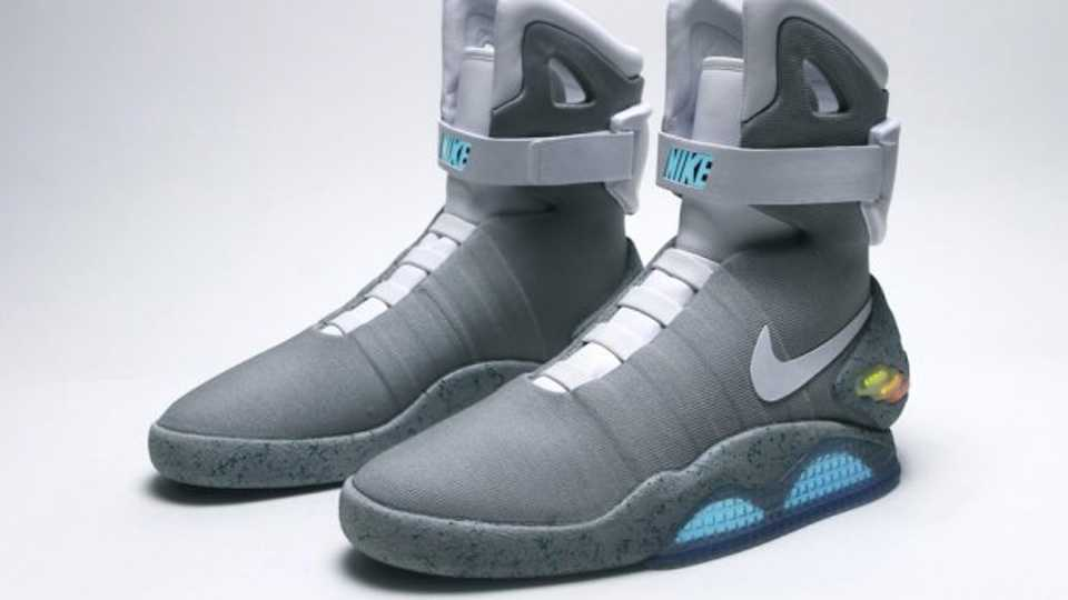 47529099009 Nike are making Back to the Future power laces an IRL  thing  and we think  someone should follow suit with this stuff…
