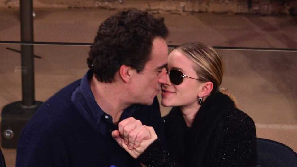 Mary Kate Olsen And Olivier Sarkozy Are Engaged Grazia