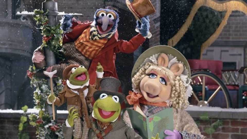 you wont believe what the cast of muppet christmas carol looks like now grazia - Cast Of Christmas Carol