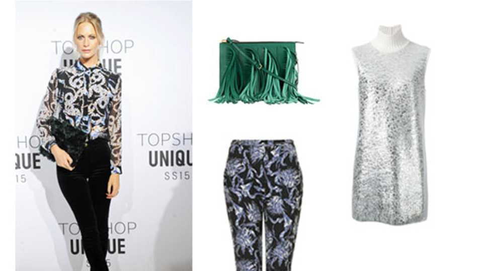 Make Like Poppy Delevingne And Dress Like A London Fashion Week FROWer: Shopping Fix