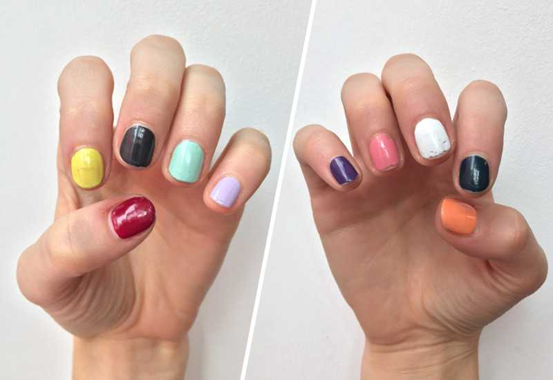 Which Nail Varnishes Last The Longest? We Put Them To The Chip Test ...