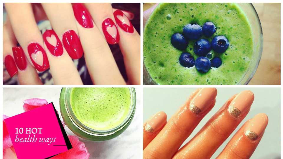 10 Easy Ways To Make Your Nails Stronger | Grazia