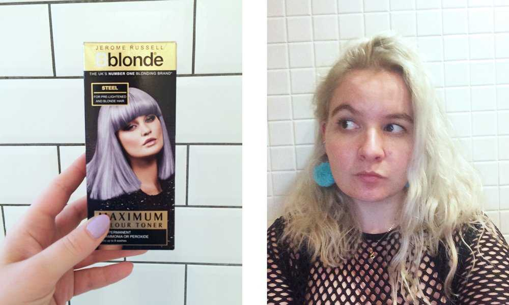 A Beginners Guide To Dyeing Your Hair Silver/ Grey | Grazia