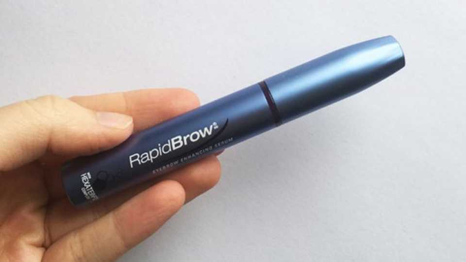 Should I Buye Much Hyped Rapidbrows Eyebrow Enhancing Serum