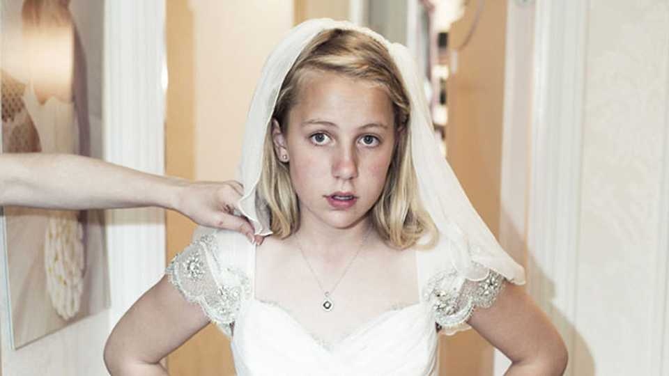 Lot young the truth about bride for