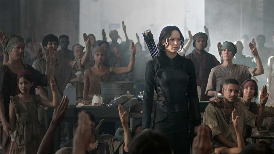 The 'Hunger Games' Costume Designers On How They Created The Mockingjay Costume