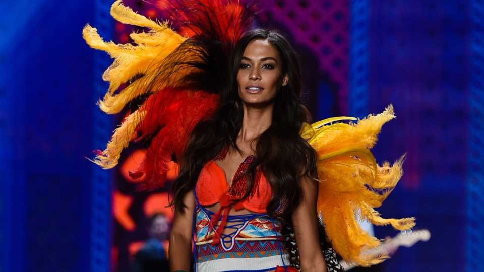 Exclusive: Joan Smalls On How She Gets In Shape For The Victoria's Secret Show