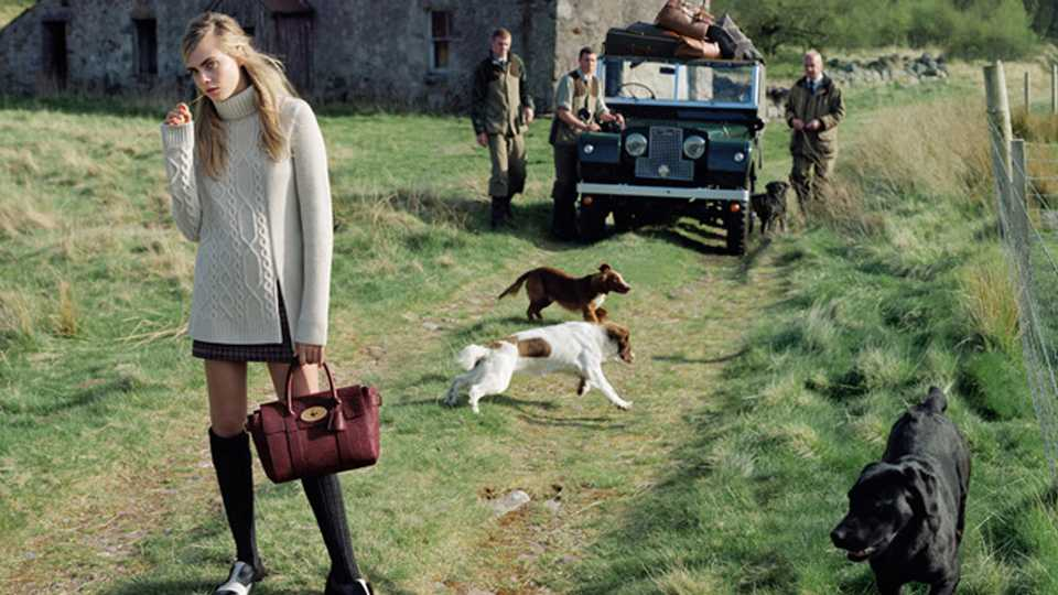 d53ba950b62c EXCLUSIVE  Join Cara Delevingne On Her Highlands Adventure In Latest ...
