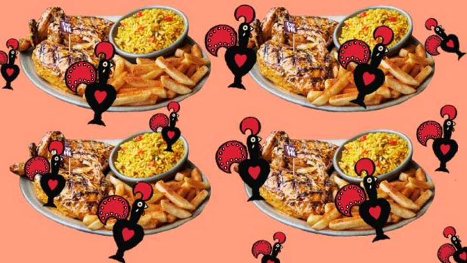 Quiz What Does Your Nandos Order Say About You Grazia