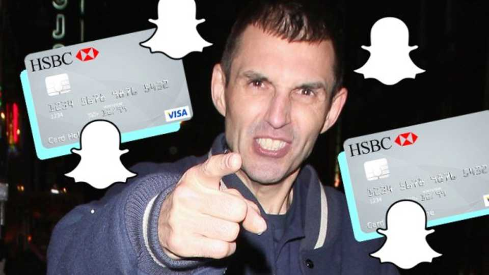 Tim Westwood May Have Accident...