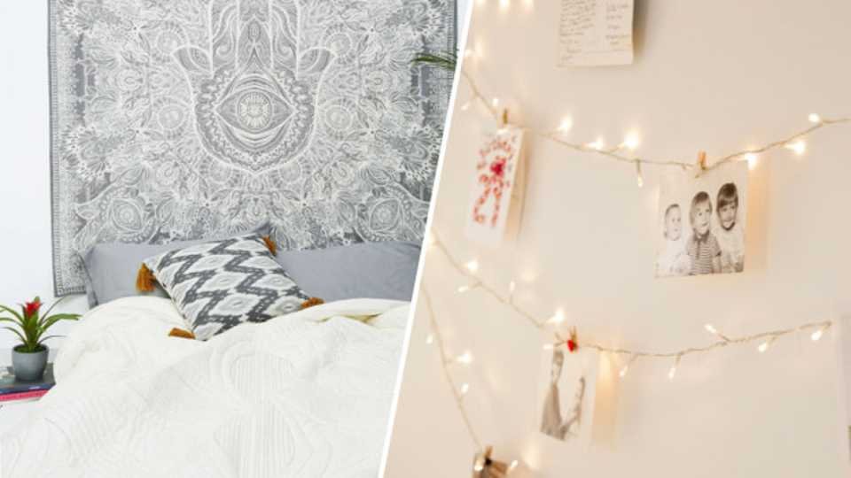 5 budget ways to decorate your uni halls that ll help make your