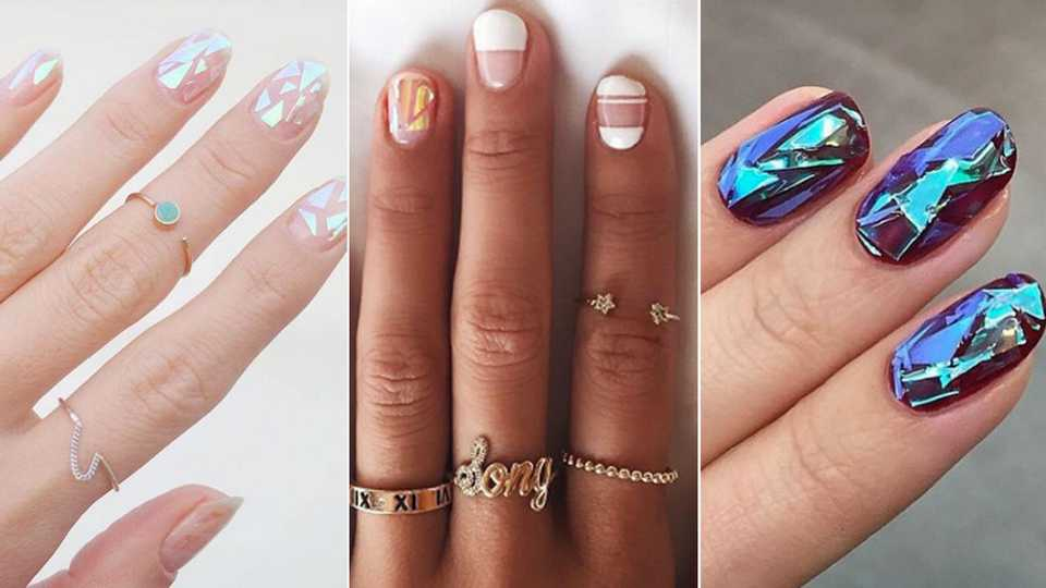 Glass Nails Are The Latest Korean Beauty Trend Instagram Is Obsessed ...