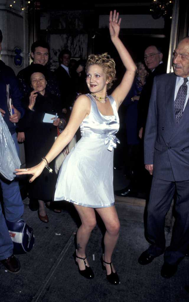 We Want Drew Barrymore's 90s Wardrobe Now And Always