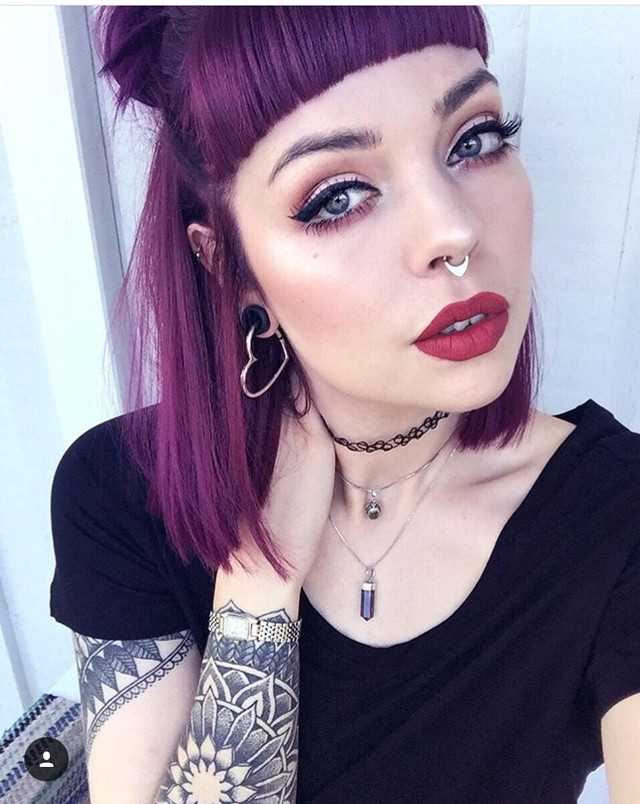 Septum Piercings Everything You Need To Know About The Piercing Of