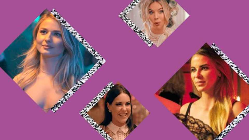 Your complete guide to the fancy-pants Made In Chelsea lot you've gotten to  know on e4