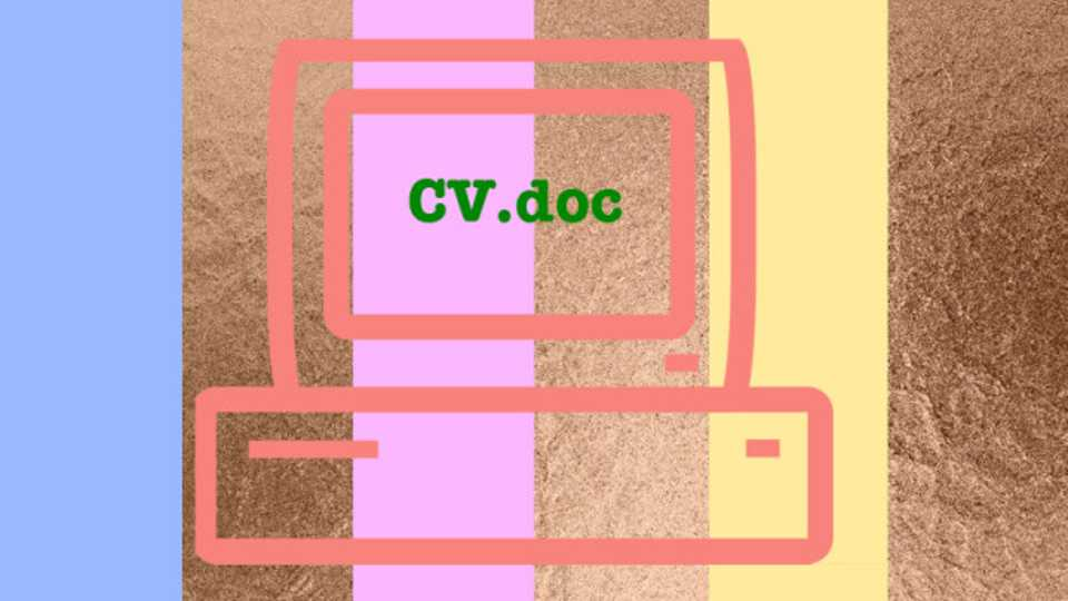 7 easy ways to update your cv right now grazia