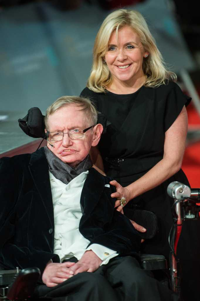 Lucy Hawking Dads Sense Of Humour Keeps Him Alive