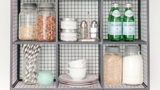 Kitchen Cupboards Looking A Bit Shit? How To Organise Your Food With Ease