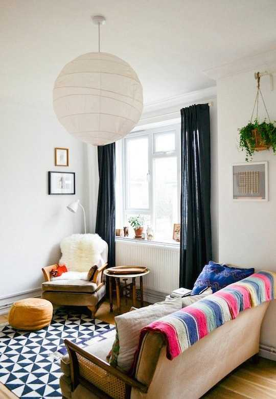 10 Ideas To Decorate Your Small Living Room In Your Rented