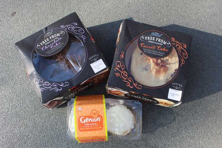 Carrot Cake Recipe Uk Tesco: The Definitive Ranking Of All The Gluten Free Stuff In The
