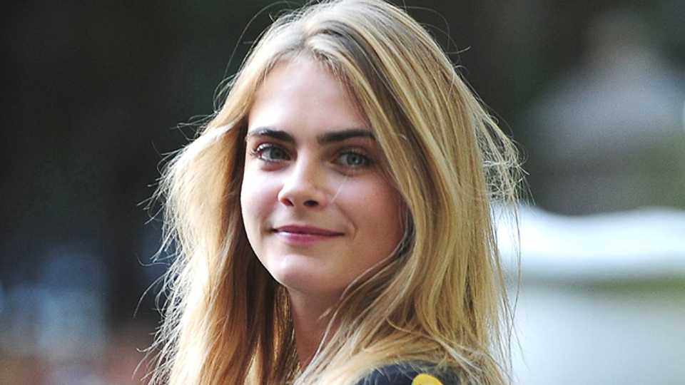 Cara Delevingne Talks Dating: 'Guys Just Want To Have Sex ...