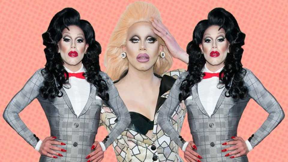 Get To Know Sharon Needles The Most Marvelously Terrifying Queen Of