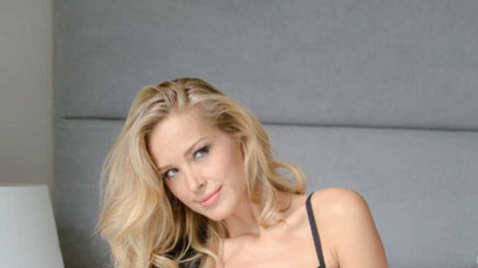 Check out the stunning Petra Nemcova as face of ULTIMO s new S S15 lingerie  collection! a7cb5273a