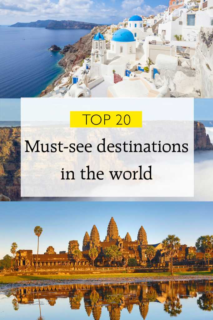 Then Feast Your Eyes On Lonely Planets New Bucket List The Publisher Have Released A Book Of 500 Best Places To Visit In World