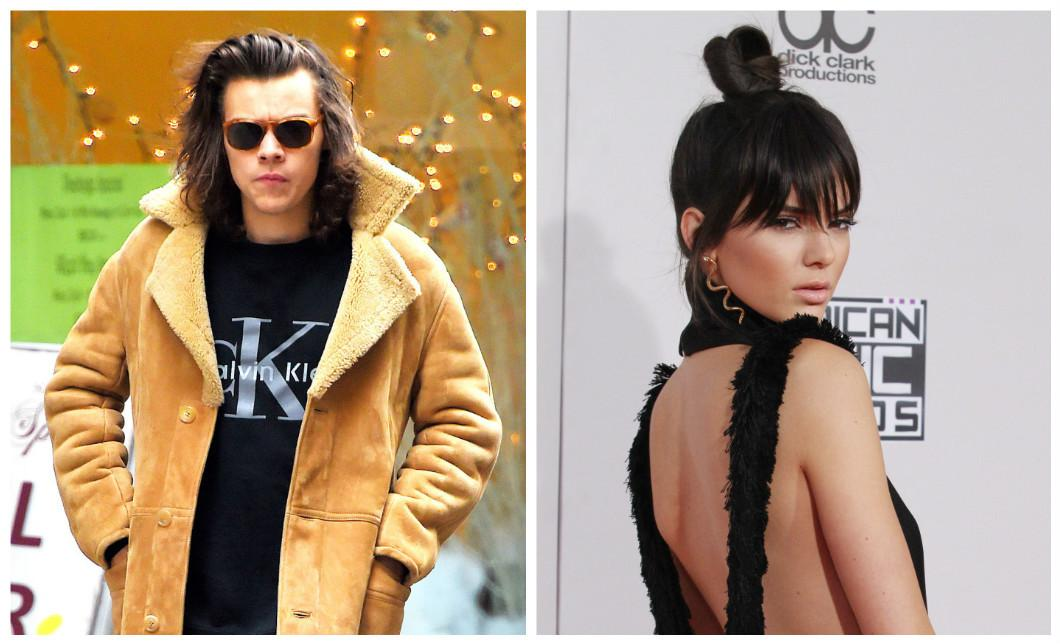 Kendall Jenner And Harry Styles 'Are Dating'