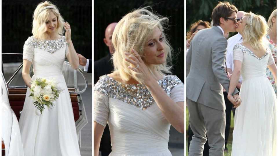 Cotton Wedding Gown: All You Need To Know About Fearne Cotton's Wedding
