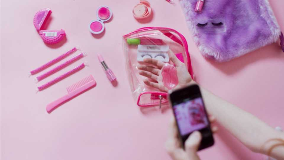 You may not have realised how much Instagram has changed the make-up you  buy and the way you apply itPhotograph by Laurence Philomene c26c50e910