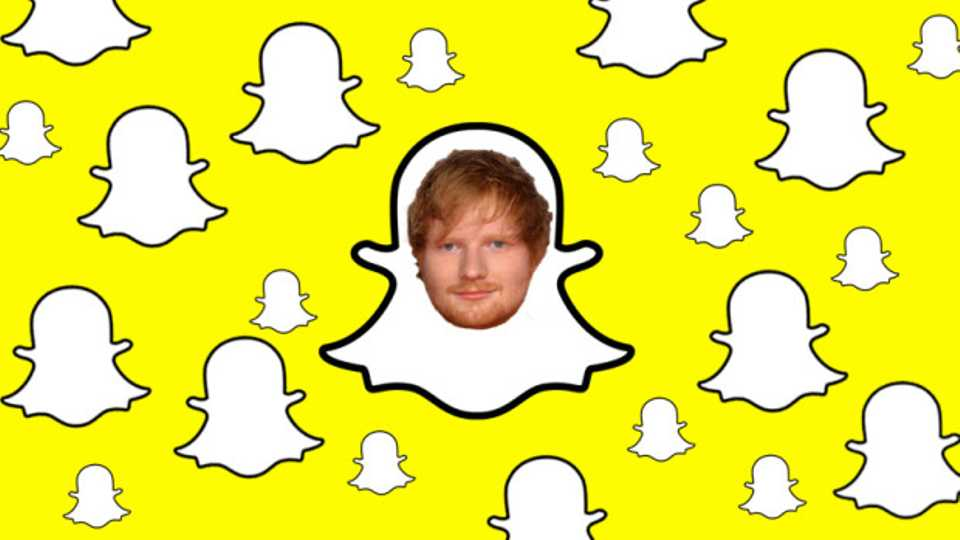 all the celebrity snapchat usernames you need to follow and more