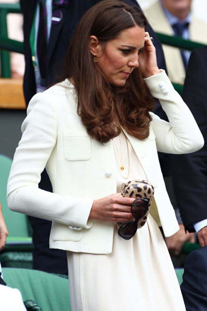 Kate Middleton In Christoper Kane And A Fabulous Hat For Order Of The Garter