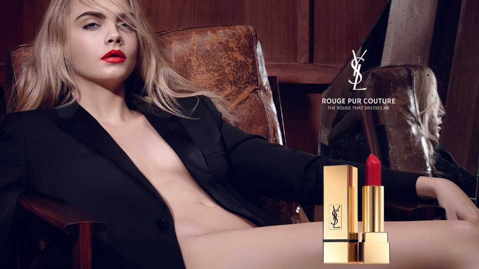 Cara Delevingne Is Seriously Smoking For Ysl Grazia